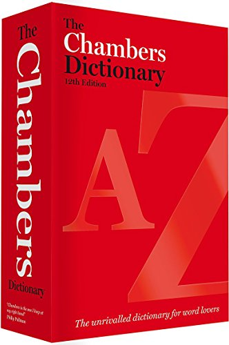 9780550102379: The Chambers Dictionary, 12th Edition