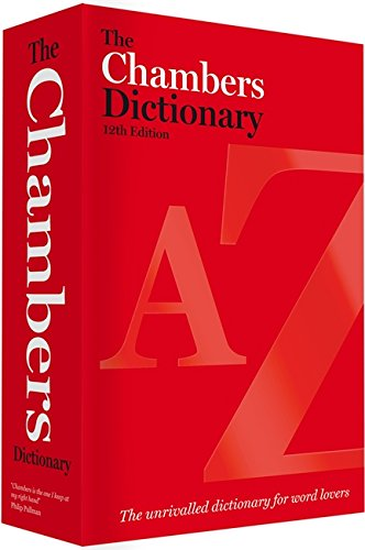 9780550102416: The Chambers Dictionary