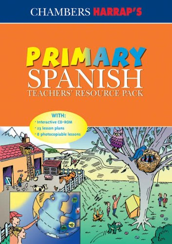 Primary Spanish! Teacher's Resource Pack (Spanish Edition) (0550103023) by Daphne Day; Alison Sadler