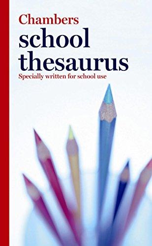 9780550104380: School Thesaurus