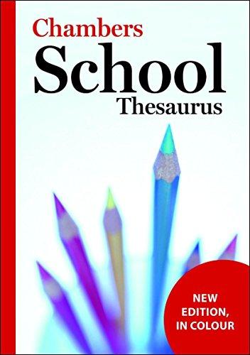 9780550104526: Chambers School Thesaurus