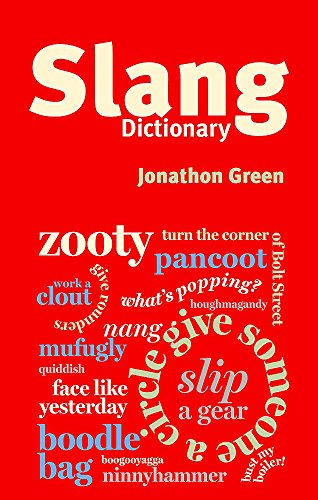 9780550105639: Chambers Slang Dictionary