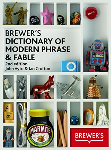 9780550105646: Brewer's Dictionary of Modern Phrase & Fable