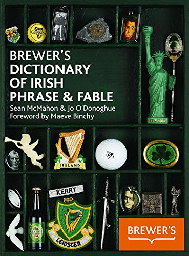 9780550105653: Brewer's Dictionary of Irish Phrase & Fable
