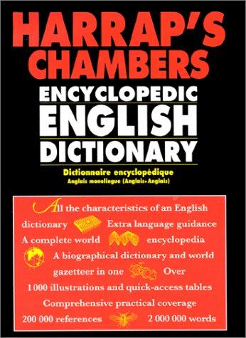 9780550110008: Chambers Encyclopedic English Dictionary