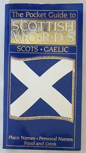 9780550118349: Pocket Guide to Scottish Words