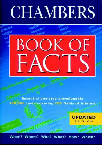 9780550140203: The Chambers Book of Facts