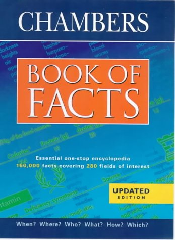 9780550140609: Chambers Book of Facts