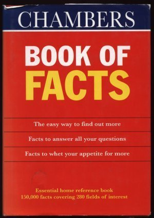 9780550172556: Chambers Book of Facts