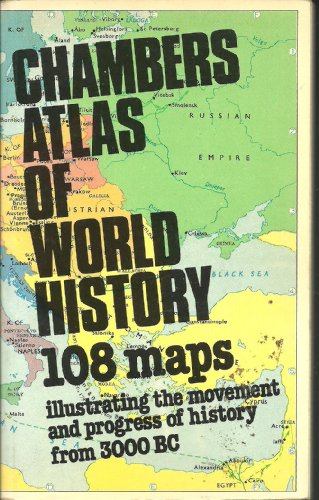 Chambers Atlas of World History
