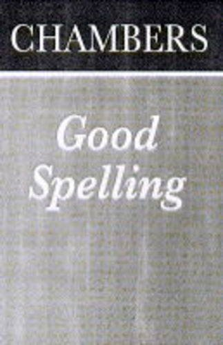 9780550180315: Chambers Pocket Guide to Good Spelling