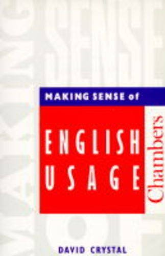 9780550180360: Making Sense of English Usage (English in use)