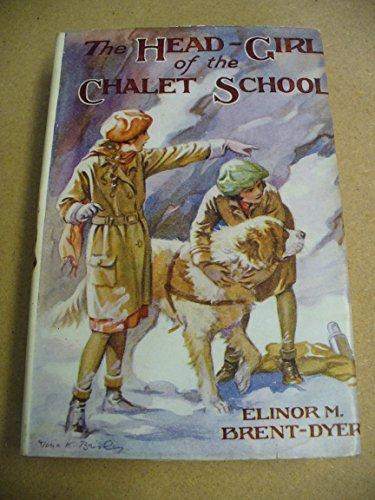 9780550307033: Head Girl of the Chalet School