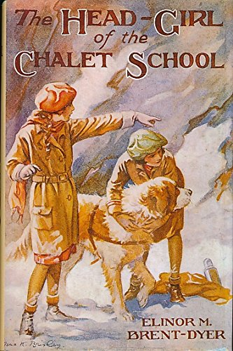 The Head-Girl of the Chalet School