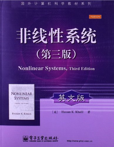 9780550673893: Nonlinear Systems (3rd Edition)