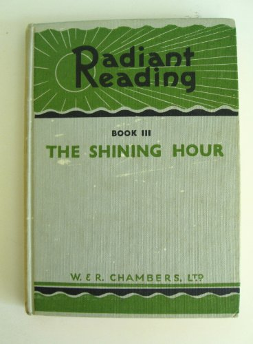 9780550729033: Radiant Reading: The Shining Hour, Book 3