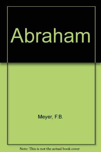 9780551000322: Abraham