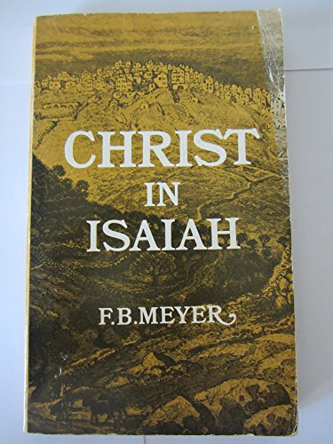 9780551000476: Christ in Isaiah