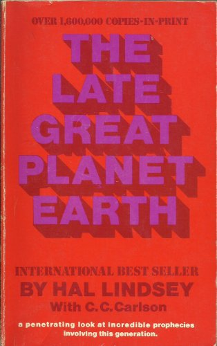 The Late Great Planet Earth Book