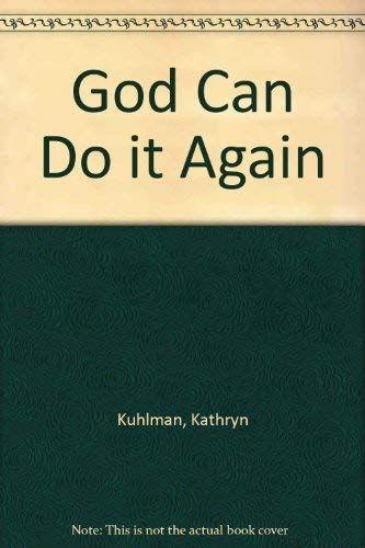 9780551001084: God Can Do it Again