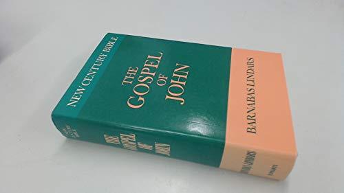 Gospel of John (New Century Bible): Lindars, Barnabas