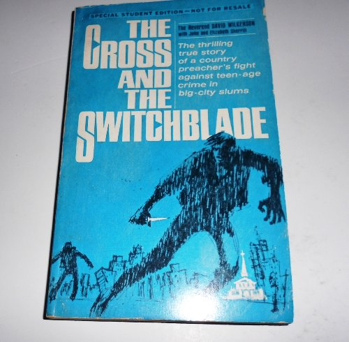 9780551002180: Cross and the Switchblade