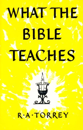 9780551002722: What the Bible Teaches