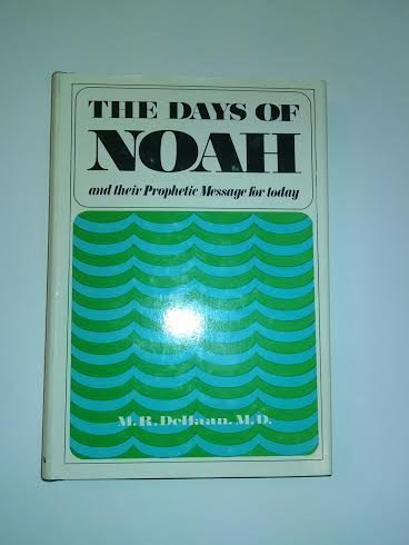 9780551003200: Days of Noah
