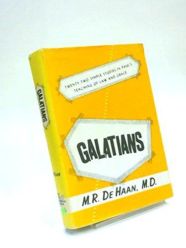 Galatians: Haan, M.R.De