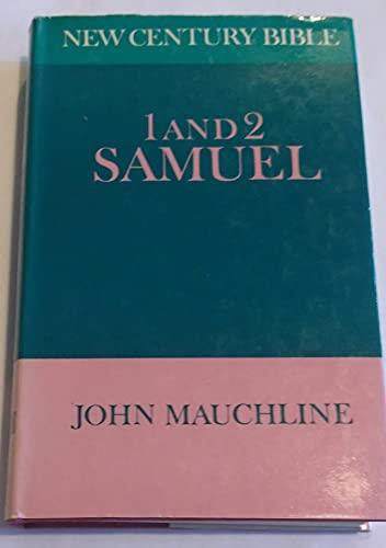 9780551006201: Samuel I and II (New Century Bible)