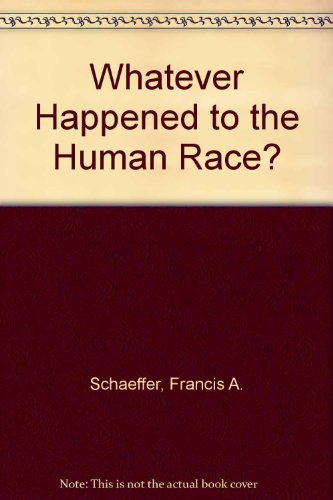 9780551008304: Whatever Happened to the Human Race?