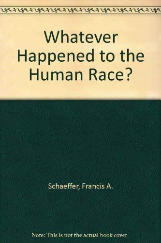 9780551008700: Whatever Happened to the Human Race?