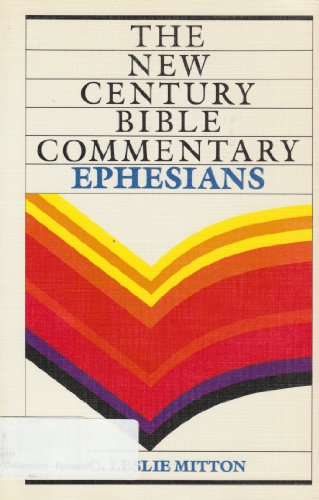9780551009097: Ephesians (New Century Bible (Sheffield))