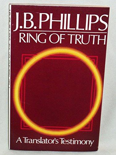 9780551010789: Ring of truth: A translator's testimony