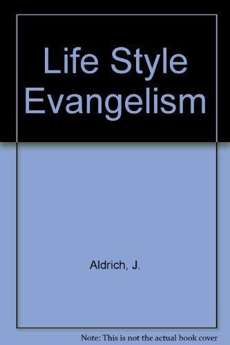 9780551010987: Life Style Evangelism
