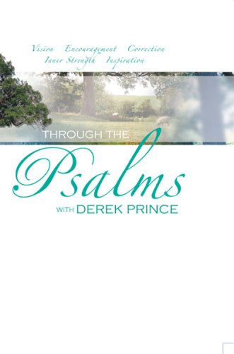 Through David's Psalms (0551011149) by Prince, Derek