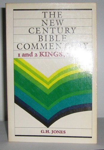9780551011199: 'KINGS, 1 AND 2: V. 1 (NEW CENTURY BIBLE)'