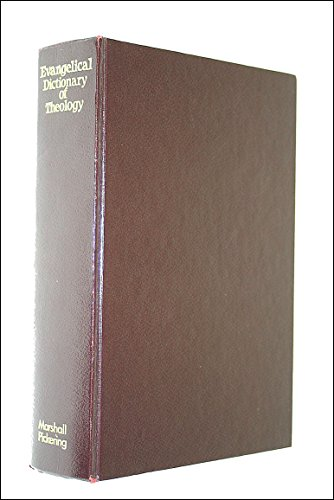 9780551012721: Evangelical Dictionary of Theology