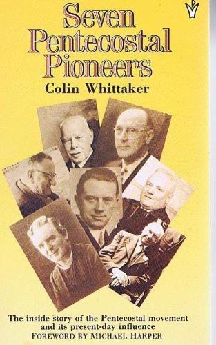 9780551013599: Seven Pentecostal Pioneers