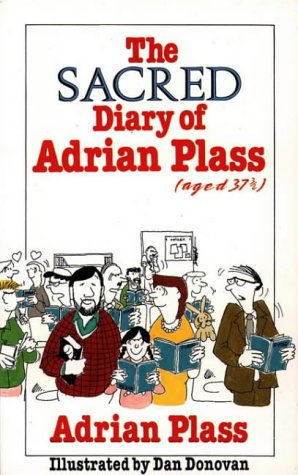 9780551014183: The Sacred Diary of Adrian Plass (Aged 37 and a Half)