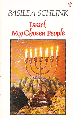 Israel, My Chosen People (0551014946) by Basilea Schlink