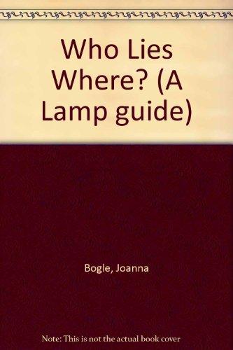 Who Lies Where? (9780551018150) by Joanna Bogle