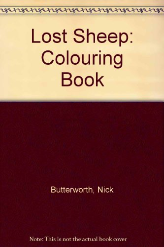 9780551018570: Lost Sheep: Colouring Book