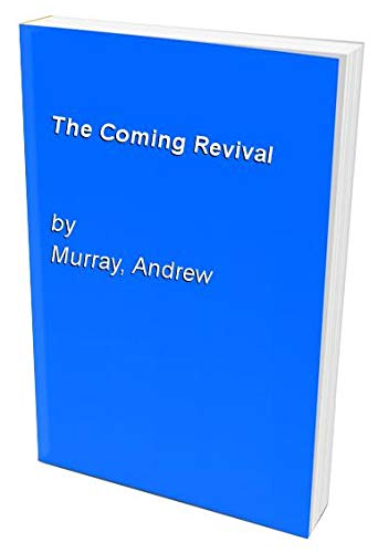 9780551018655: The Coming Revival