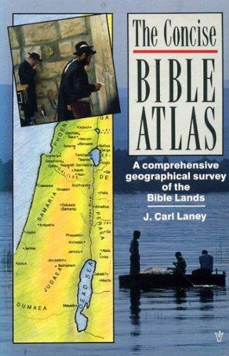 9780551019577: Concise Bible Atlas