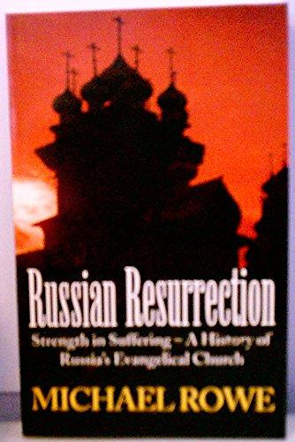 9780551027022: Russian Resurrection