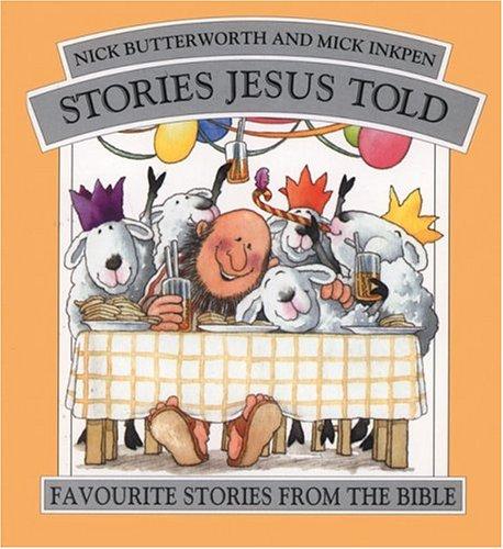 9780551030725: Stories Jesus Told Omnibus Ed