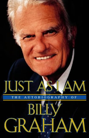 9780551031166: Just as I am: The Autobiography of Billy Graham