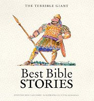 Terrible Giant (Best Bible Stories) (0551031190) by Jennifer Rees Larcombe