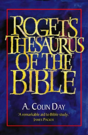 9780551031333: Roget's Thesaurus of the Bible